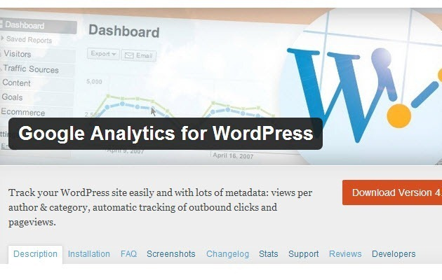 google-analytics-for-wordpress-plugi